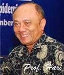 Prof. dr. Hari Kusnanto, DrPH