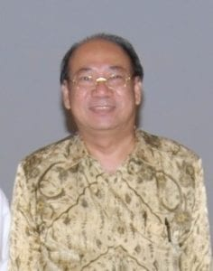 Prof. dr. Siswanto Agus Wilopo, SU., MSc., ScD.